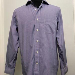 Brooks Brothers Mens Long Sleeve Medium 16-34